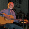 CATHY SPAULDING/Muskogee Phoenix<br /> Michael Brewer, half of the folk rock duo Brewer and Shipley, goes solo during a Saturday concert at Oklahoma Music Hall of Fame.