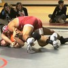 Phoenix special photo by John Hasler<br /> Fort Gibson's Tavian Woodworth pins Coweta's Bryan Ford in action Tuesday.