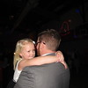 Staff photo by Cathy Spaulding<br /> Jane Wallace, 5, rests in the arms of her father, Chris Wallace, after introducing some jitterbugging moves Thursday at the Valentine Dance for Fathers and Daughters.
