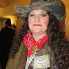 CATHY SPAULDING/Muskogee Phoenix<br /> Shawna Points dons cowgirl garb and takes on an Annie Oakley persona to promote such Muskogee attractions as Three Rivers Museum and Bass Reeves Legacy Days.