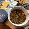 "MELONY CAREY/Special to the Phoenix<br /> A featured author in Maria Popova's ""A Velocity of Being"" is Seth Godin. His signature dish is dal makhani, a delicious vegetarian lentil soup made in his Instant Pot. The addition of ghee makes the dish extra creamy."