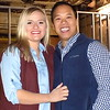 Staff photo by Mike Elswick<br /> Jessica and Phan Nguyen pose in one of the three North Main Street buildings they purchased in October and are in the process of renovating.