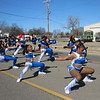 CATHY SPAULDING/Muskogee Phoenix<br /> Dancers with the High Rollers group perform and strut in Monday's Martin Luther King Jr. Day Parade.