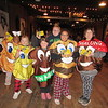 CATHY SPAULDING/Muskogee Phoenix<br /> Girl Scouts from area schools dress like different Girl Scout cookies to tout cookie sales, which begin Saturday. The scouts gathered at Oklahoma Music Hall of Fame recently.