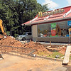 Staff photo by Mike Elswick<br /> The Muskogee McDonald's restaurant at 2415 Chandler Road is getting a $500,000 makeover, according to city of Muskogee permits. Among the changes will be the addition of an indoor McDonald's PlayPlace playground, revamping of the dining area and other work. Company officials said the work is to be done in stages to allow the location to stay open. As work progresses, the drive-through window will be closed for a time, officials said.