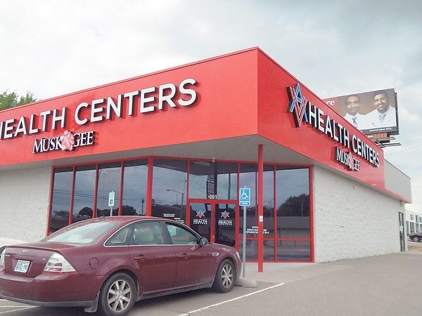 ABIGAIL HALL/Muskogee Phoenix<br /> AVV Health Centers' new location, Muskogee West, 201 N. 32nd St., is open Monday through Friday: Monday 7 a.m. to 4 p.m.; Tuesday 8 a.m. to 6 p.m.; Wednesday - Friday 8 a.m. to 5 p.m.