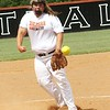 JOHN HASLER/Phoenix special photo<br /> Bailey Jones of Tahlequah pitches in relief duty for White.