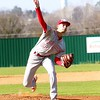 Phoenix special photo by John Hasler<br /> Fort Gibson's Seth Martin was the hero of the day for the Tigers, limiting the Inola Longhorns to two hits while striking out 11 in the Tigers' 2-0 District 4A-7 win on Monday.