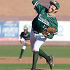 VON CASTOR/Special to the Phoenix<br /> Muskogee's Charles Mason got the start Friday afternoon at Hinch Field against Jenks. The Roughers lost 16-3 to fall to 4-2 on the season, 0-2 in District 6A-3.