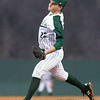 VON CASTOR/Phoenix Special Photo<br /> Muskogee's Max Rosson delivers a pitch in the Roughers' season opener Friday.