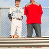 Phoenix special photo by Von Castor<br /> Oktaha's Brock Rodden is the All-Phoenix team Most Valuable Player. Hilldale coach Jeff Gunter is the Coach of the Year.