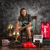Phoenix special photo by Mandy Lundy<br /> This year's Phoenix Female Athlete of the Year, Muskogee's Aaliyah Wilson, won her third consecutive All-Phoenix MVP in girls basketball and is the only McDonald's All-American from this area.