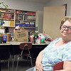 Staff photo by Cathy Spaulding<br /> Intermediate Elementary School teacher Jo Rhyne added recipes to her fifth-graders' writing lessons. The class also made newspapers at the end of each year.