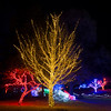 Special photo by Von Castor<br /> Visitors to Honor Heights Park's Garden of Lights can expect some new displays, and more displays are synchronized to music.