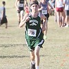 Phoenix special photos by John Hasler<br /> Kyle Felts was one of Muskogee's top individuals at the Frontier Conference cross country meet held Tuesday at Bacone College. Felts ran the course in 18 minutes, 58 seconds. Bartlesville won both divisions.