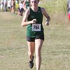 Phoenix special photos by John Hasler<br /> Zoe Skaggs was one of Muskogee's top individuals at the Frontier Conference cross country meet held Tuesday at Bacone College. Skaggs ran a 27:41 to lead the Lady Roughers. Bartlesville won both divisions.