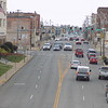 Staff photo by Mike Elswick<br /> An average of 9,000 vehicles a day were tallied on the stretch of Main Street south of Okmulgee Avenue about two years ago when a traffic count was conducted by the Oklahoma Department of Transportation.