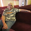 "Lucille Smith recalls first attending Okay Christian Fellowship 70 years ago and coming ""home."" The church marks its 75th anniversary on Oct. 27."