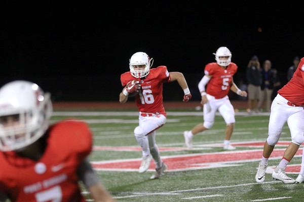 Phoenix special photo by John Hassler<br /> Fort Gibson's Carter Lawson is one of the leaders on a Tigers' defense that has Fort Gibson sitting at 2-0 in District 4A-4, tied with arch-rival Hilldale, whom they play on Oct. 19.