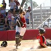 Phoenix special photo by John Hasler<br /> Hilldale's Drew Riddle slides in safely as Cleveland's Chelsea Hughes tries to catch a high throw in the fifth inning of Saturday's Class 4A regional championship game at Hilldale High School. The Lady Hornets won 4-0.
