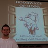 """Staff photo by Mark Hughes<br /> Josh Dugan, a recovering meth addict, leads Doorways to Hope, a Christian-based 12-step program similar to Alcoholic Anonymous. Dugan says it helps anyone with recovery from """"hurts, habits and hang-ups."""""""