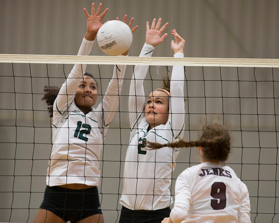 Lady Roughers battle but fall short vs. Jenks