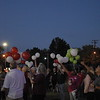 CHESLEY OXENDINE/Muskogee Phoenix<br /> Event attendees at the National Day of Remembrance for Murder Victims released balloons adorned with the names of their lost loved ones at the end of the evening.
