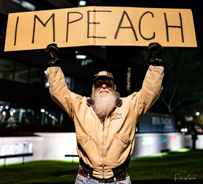 Phoenix Impeachment  Protest
