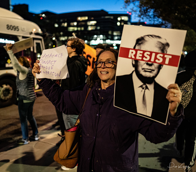 Phoenix Impeachment  Protest
