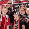 Photographer name: Michael Rincon<br /> Home team name: Phoenix Rising FC<br /> Away team name: Real Monarchs<br /> Shoot date: 6/24/2017<br /> Location: Phoenix Rising Sports Complex, Scottsdale, Arizona