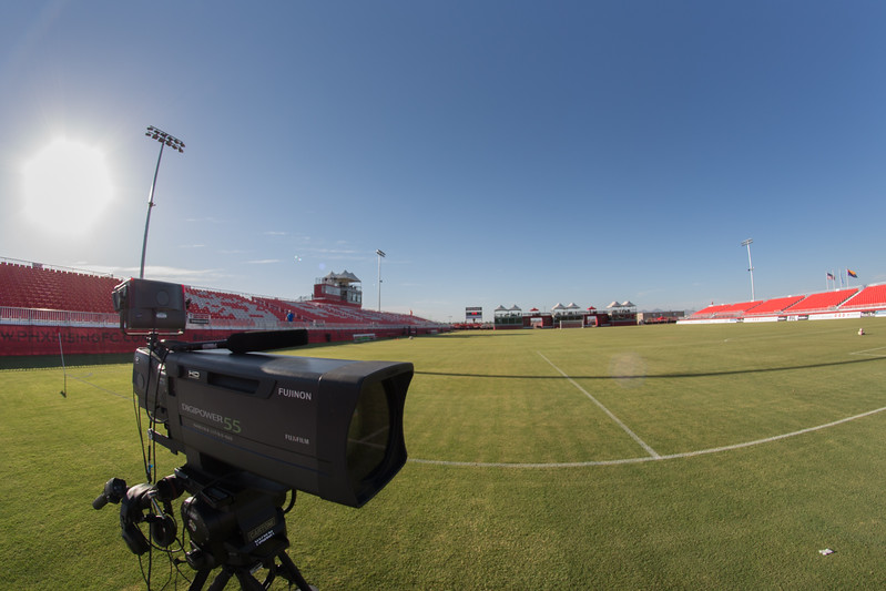 Photographer name: Michael Rincon<br /> Home team name: Phoenix Rising FC<br /> Away team name: Vancouver Whitecaps FC 2            Shoot date: 6/10/2017<br /> Location: Phoenix Rising Sports Complex, Scottsdale, Arizona/2017