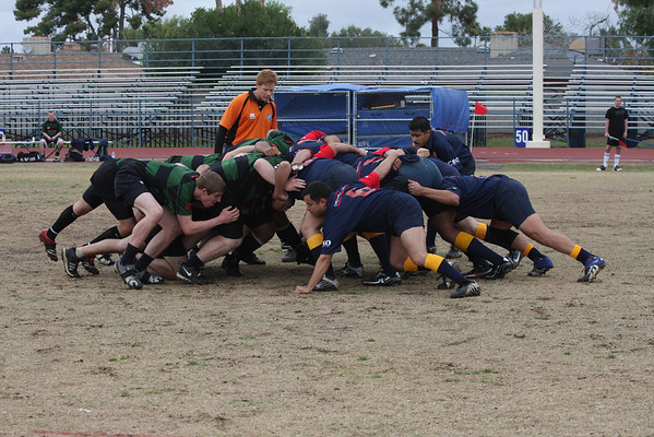 Phoenix Storm vs. Prescott Black Sheep 2/20/2010