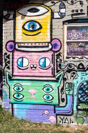 Phoenix Street Art January 2016