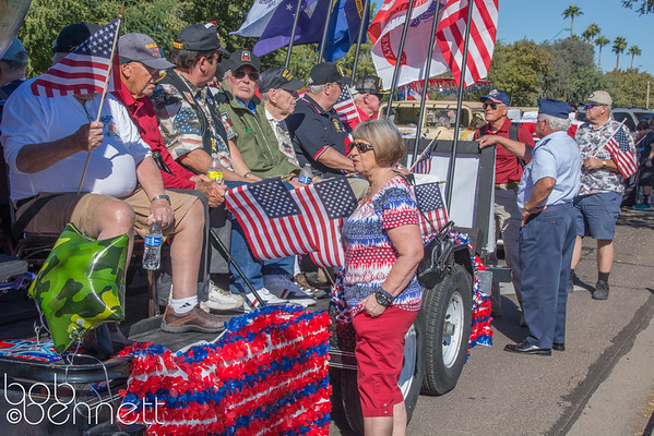 Phoenix Veterans Day Parade-November 2014