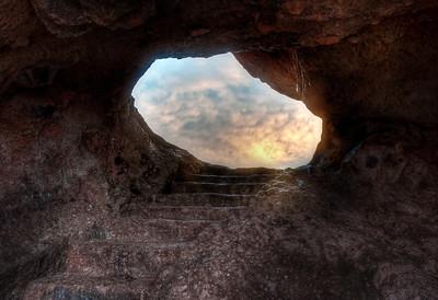 rock-stairway-clouds-1