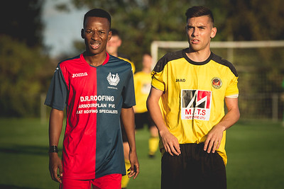 Phoenix v. Dinnington Town, Central Midlands League North Division, 09/08/2017
