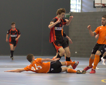2012 1020 - Futsal PL Yth IW Magic (3) v Phoenix (7)