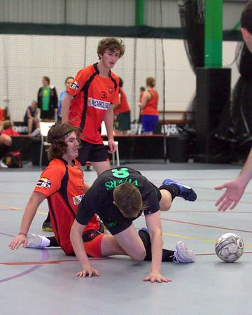 2012 1027 - Futsal PL Yth Mascot Vipers (2) v Phoenix (1)
