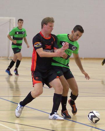 2012 1222 - Futsal PL Yth Phoenix (5) v Mascot Vipers (2)