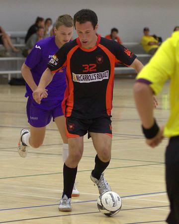 2013 0119 - Futsal PL Yth Phoenix (3) v Quake (1)