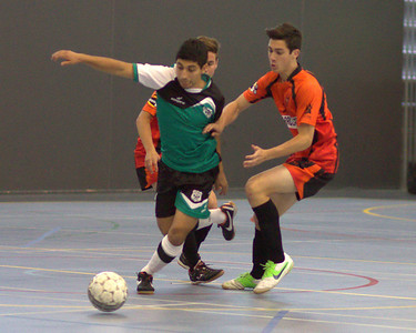 2012 1013 - Futsal PL Yth Enfield Rovers (5) Pheonix (2)