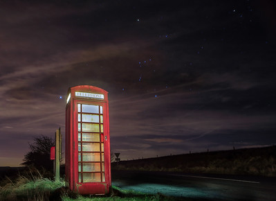 Phone & Post boxes