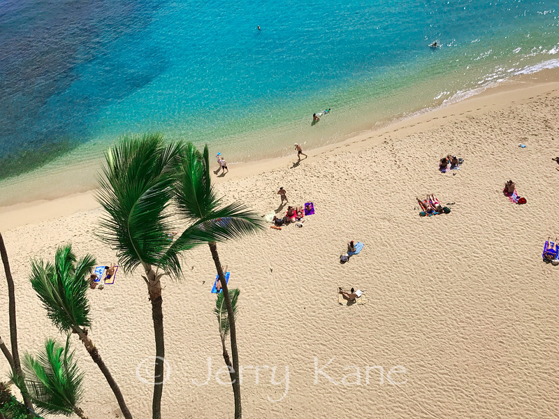 Kaimana Beach, Hawaii