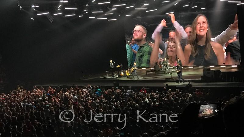Bryan Adams Concert in Saskatoon, Canada