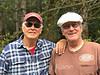 Old buddies in Olympic Peninsula, WA