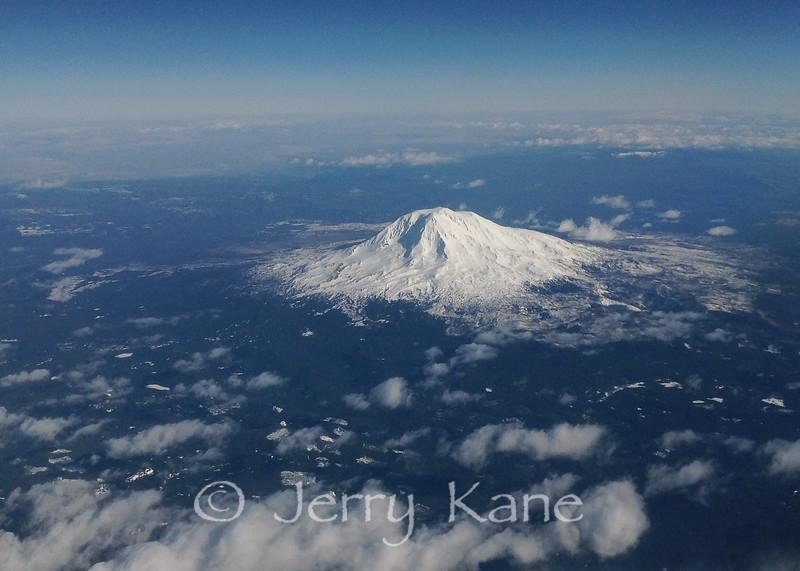 Mount St. Helens (taken with iPad)
