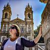 Senhora da Rocha, Spain