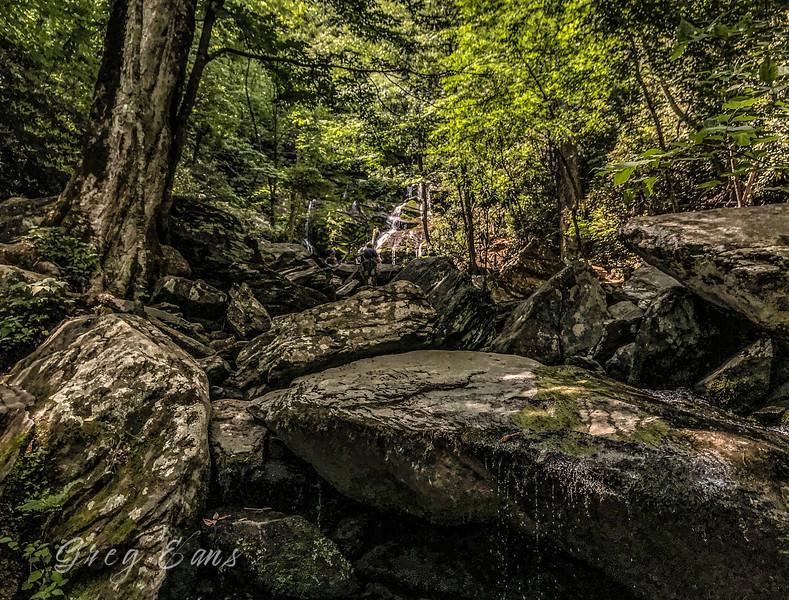 Catawba Falls, Old Fort, NC