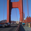 The Golden Gate Bridge!