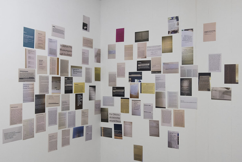 Ròtul, 2013-ongoing<br /> 4 x 6 Color Photographs<br /> Instalation of variable dimensions